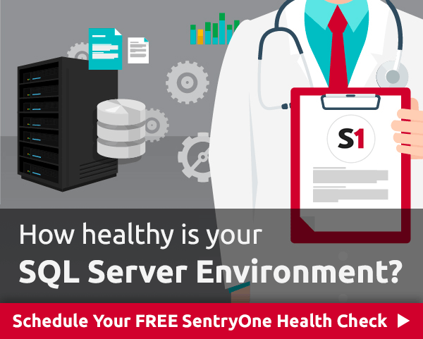 Schedule Your SentryOne Health Check